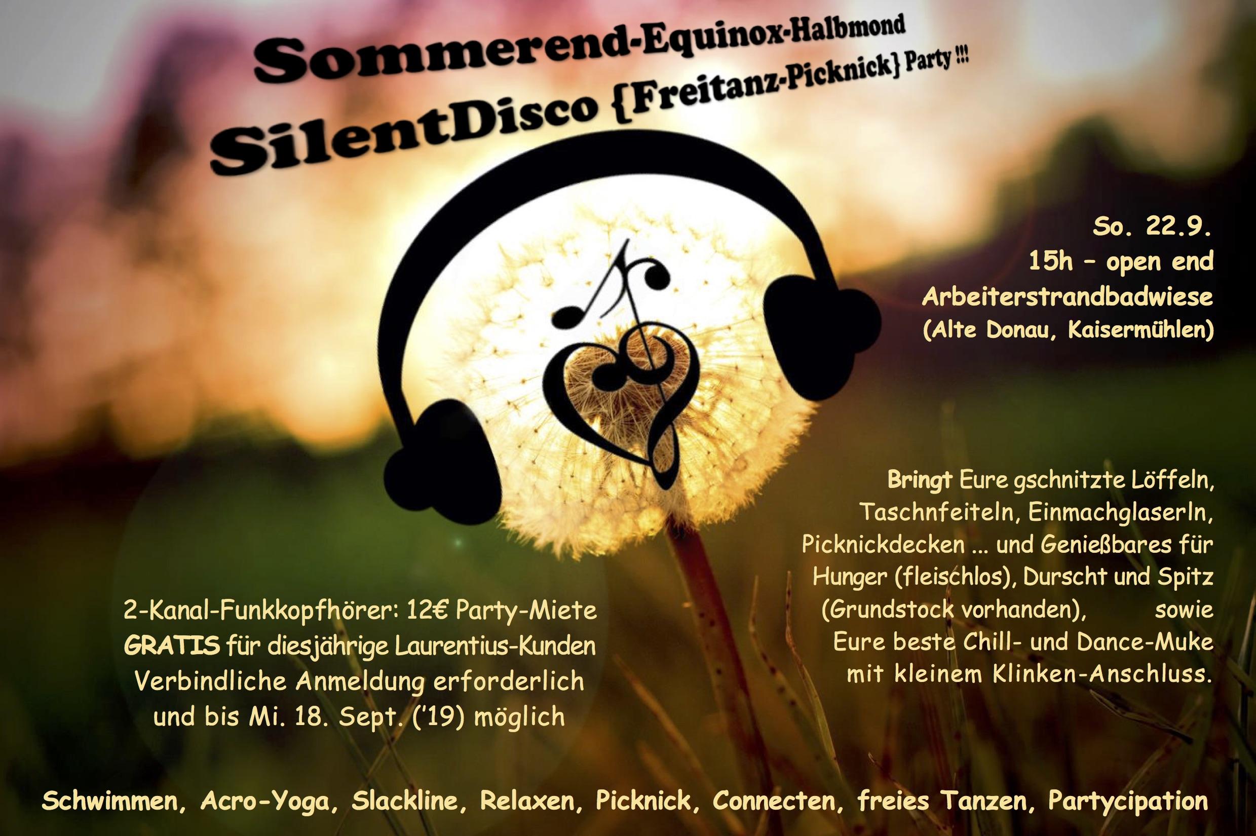 Sommerend-SilentDisco '19